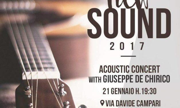New Sound  Concerto con Giuseppe De Chirico